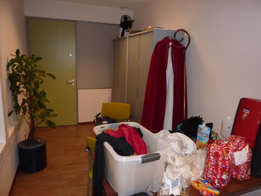 Werkkamer Sinterklaas