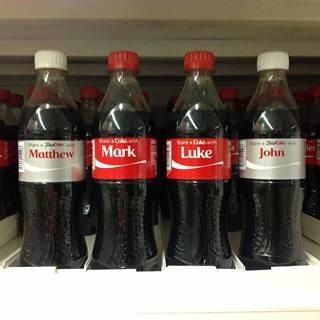 Evangelie Coca Cola