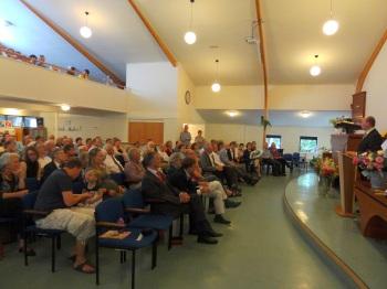 Kerkdienst Open Hof