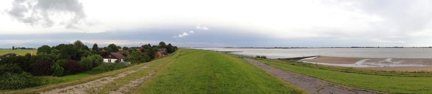 Elbedijk bij Bielenberg