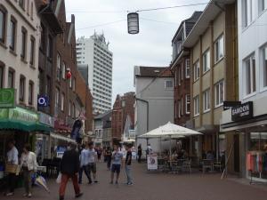 Itzehoe winkelstraat