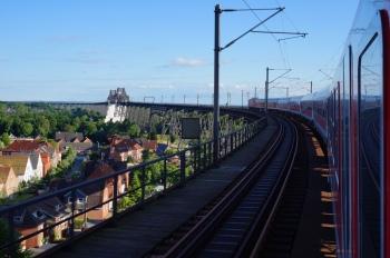 Rendsburg brug over Nordostseekanal