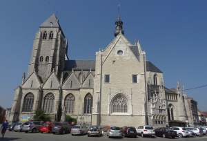 Zoutleeuw Kerk
