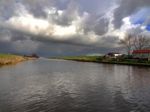 Groot Noordhollandsch Kanaal bij Geldersche Buurt