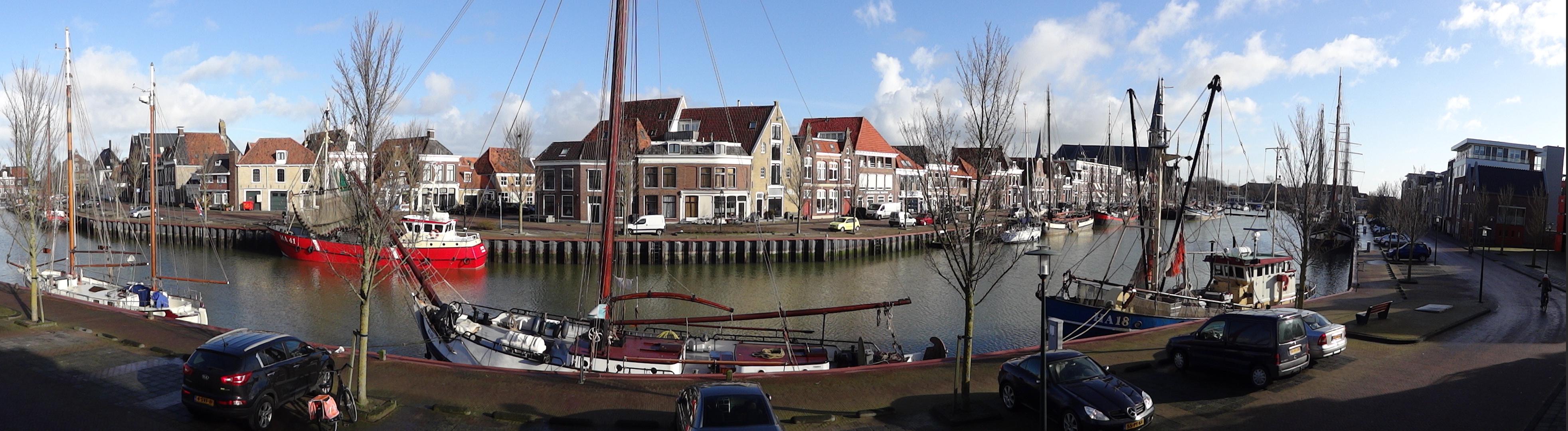 Harlingen Uitzicht Zuiderhaven 2