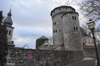 Stolberg kerk en kasteel