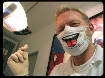 tandarts masker