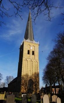 Tzum kerktoren