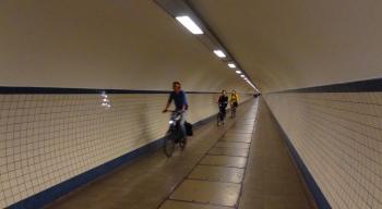 Sint Annatunnel Antwerpen