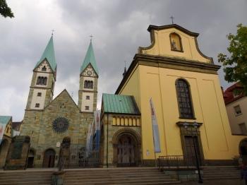 Pelgrimskerk in Werl