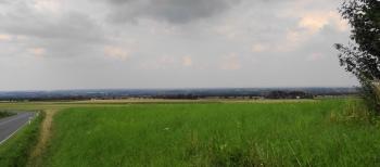 Uitzicht over het laagland bij Soest