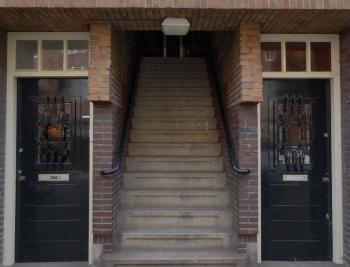 Woningbouw henk 50 - Vervoeren van een trappenhuis ...