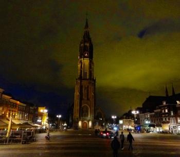 Deft Toren Nieuwe Kerk