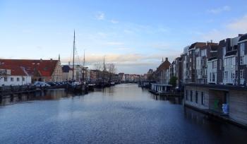 Leiden Leidse Rijn