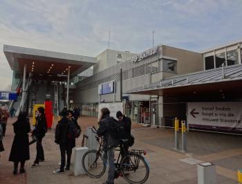 Alkmaar station ingang traverse