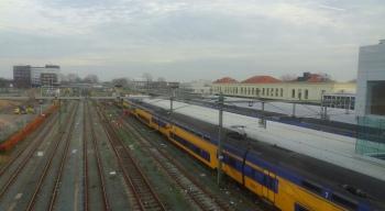 Alkmaar Station opstelterrein