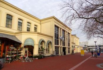 Alkmaar Station oud
