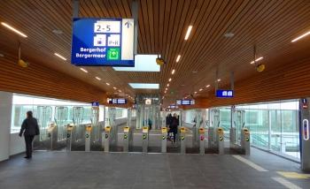 Alkmaar Stationstraverse