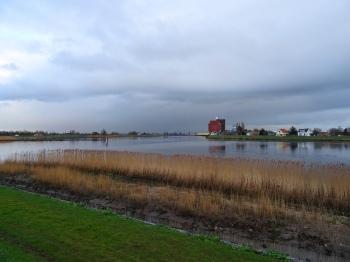 Hollandsche IJssel bij Klein Hitland
