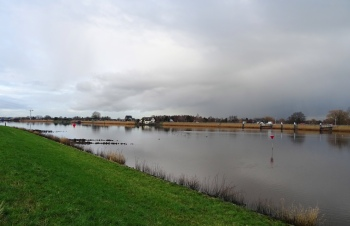 Hollandsche IJssel bij Nieuwerkerk aan den IJssel