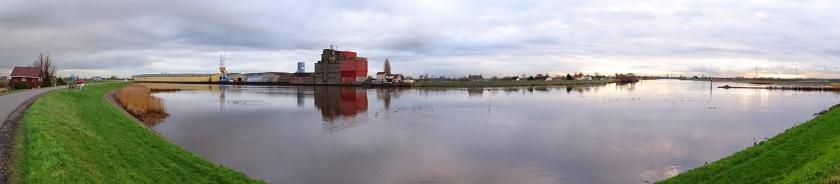 Hollandse IJssel Panorama