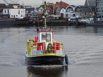 Veerpont Ouderkerk aan den IJssel