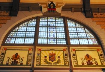 Station Leeuwarden interieur hal