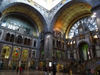 Antwerpen Hal Centraal Station