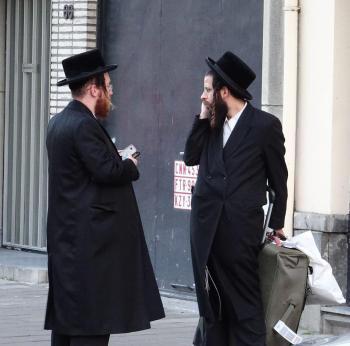 Antwerpen Joodse Wijk