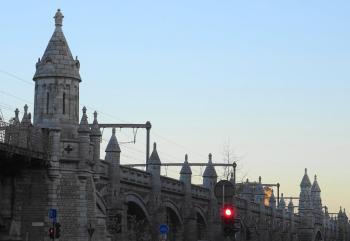 Antwerpen spoorviaduct