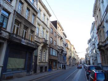 Antwerpen straat naar Berchem