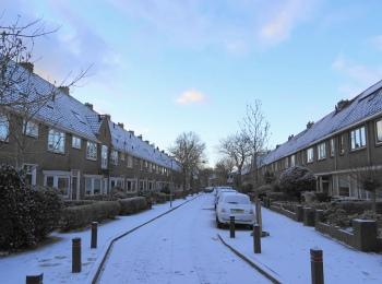 Winters Vermeer Alkmaar