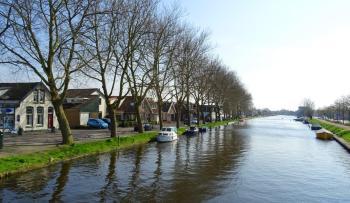Breevaart Reeuwijk Brug