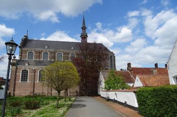 Hoogstraten Begijnhof en kapel
