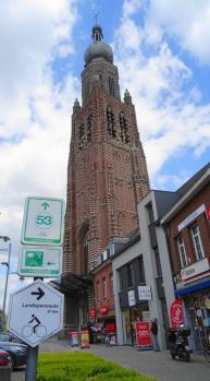 Hoogstraten kerktoren