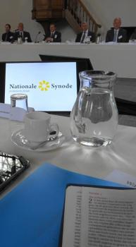Nationale Synode 20 mei 2016