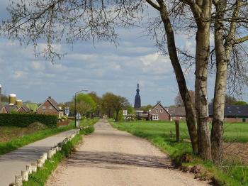 Zicht op Hilvarenbeek