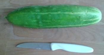 AH komkommer