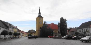 Jessen Marktplatz