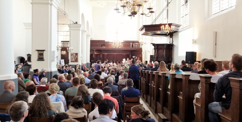 kapelkerkdienst