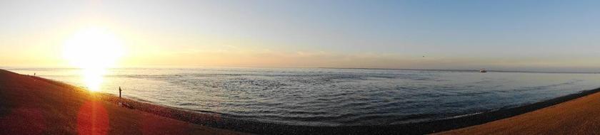 Zeedijk Panorama
