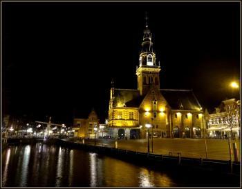 alkmaar-waag-kerst