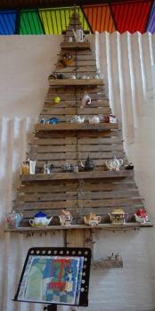 kerstboom-theepotten
