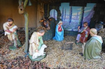 kerststal-lier