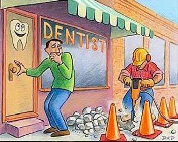 tandarts-boren