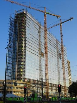 Nieuwbouw european patent office henk 50 - European patent office rijswijk ...